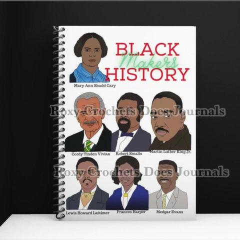 Journaling: Black History Month