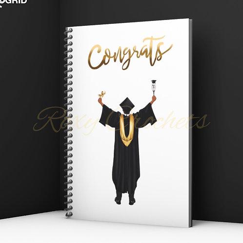 Male Graduate #2