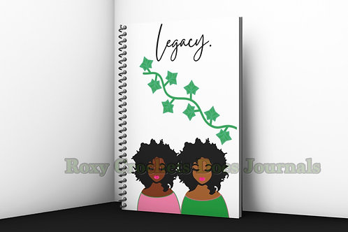Legacy Inspired Journal - Ivy