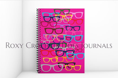 Pink Glasses Journal
