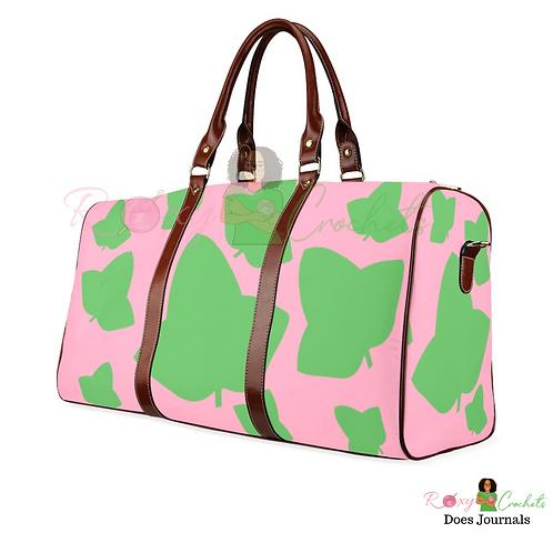 Pink Ivy Travel Bag (Pre Order)