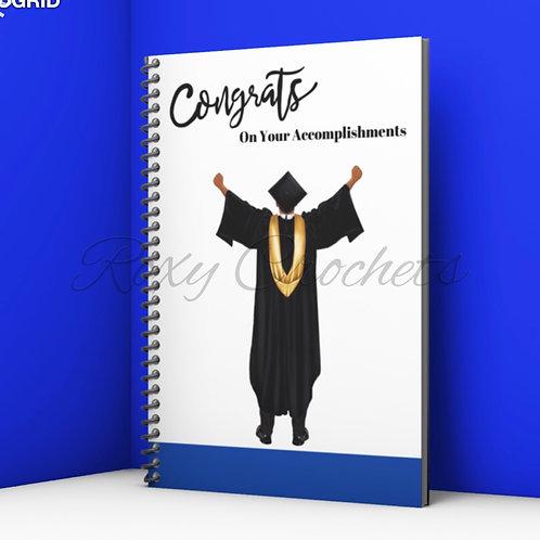 Graduate male #1