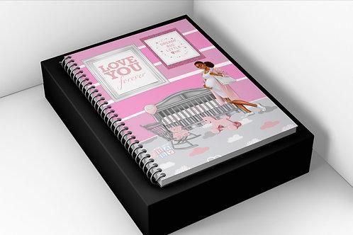 Love you Forever (Girl) Journal