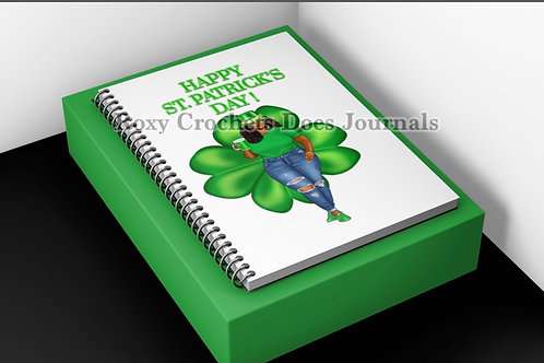 Pattie's Day Partying (AA) Journal
