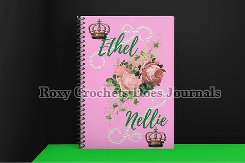 Ethel Nellie Journal