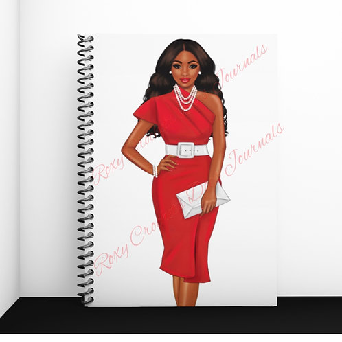 Red and White Diva