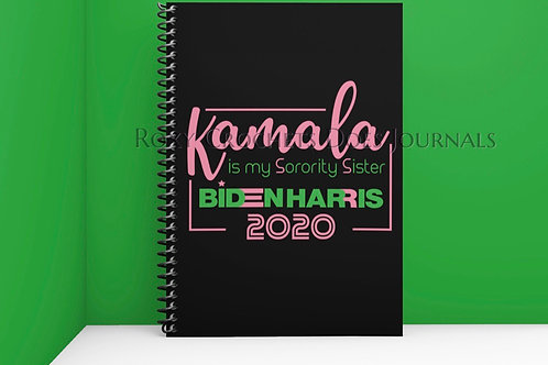 My Sorority Sister (Black) Journal