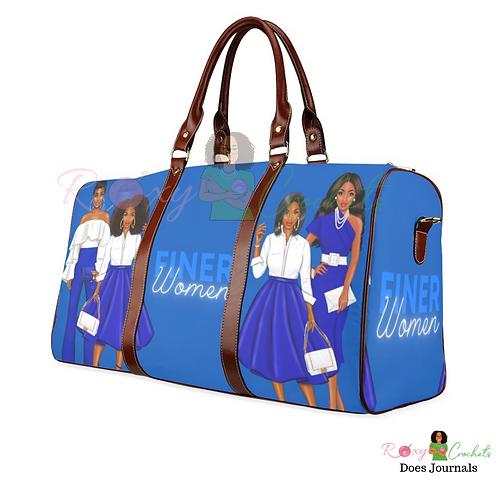 Finer Women Travel Bag (Pre Order)