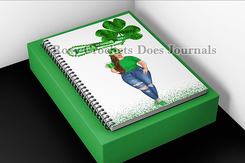 St. Patrick's Day Partying Journal