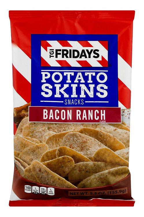 Bacon Ranch Potato Skins