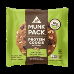 Munk Pack - Oatmeal Raisin Spice
