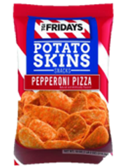 TGI FRIDAYS Pepperoni Pizza Potato Skins
