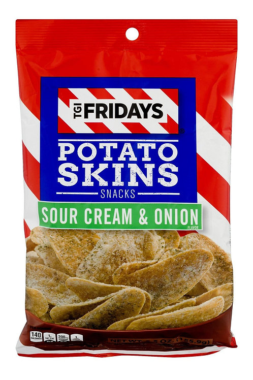 Sour Cream & Onion Potato Skins