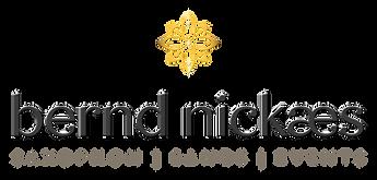 Bernd Nickaes Saxophon Bands Events Logo