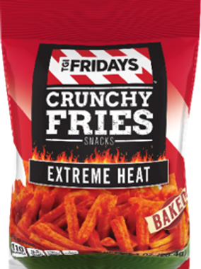 TGI FRIDAYS - Crunchy Fries Extreme HEAT