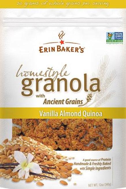 Erin Bakers - Vanilla Almond Quinoa