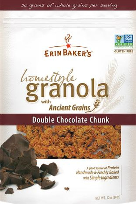 Erin Bakers -  Double Chocolate Chunk