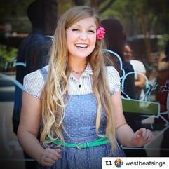 #westbeatsings featured me on this week'