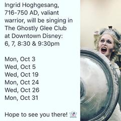 #halloweenschedule _westbeatsings #ingri