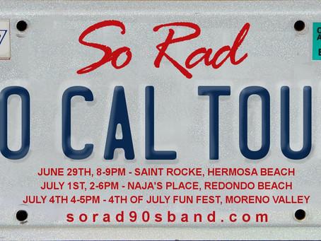 So Rad SoCal Tour