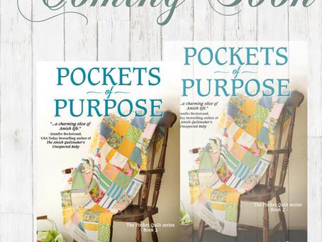 Next on the Bookshelf: Pockets of Purpose