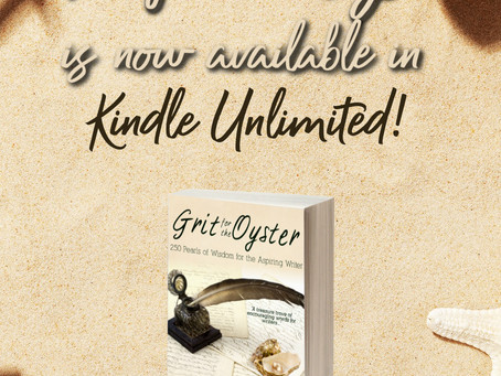 Now Available in Kindle Unlimited!—Grit for the Oyster