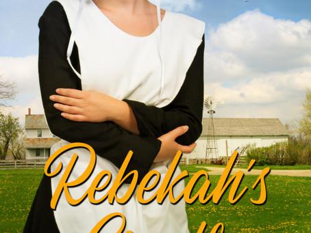 Next on the Bookshelf: Rebekah's Cradle