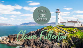 Cool Jobs with Claire Fullerton