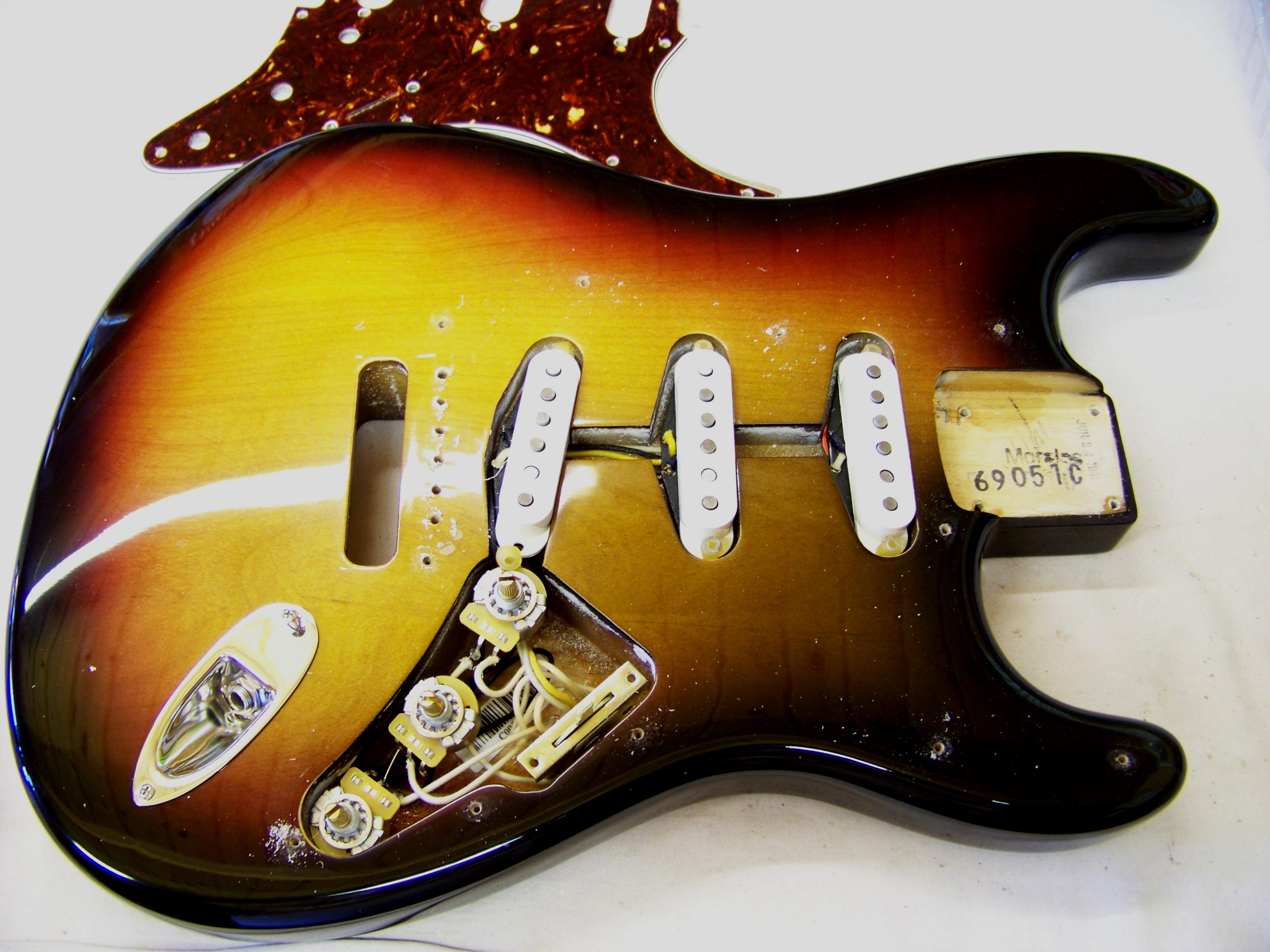 Fender Service