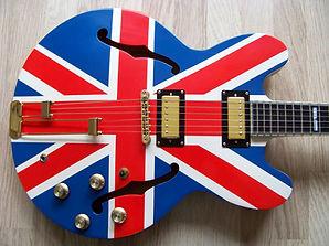 Noel gallagher Union Jack 7