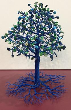 The Peacock Tree