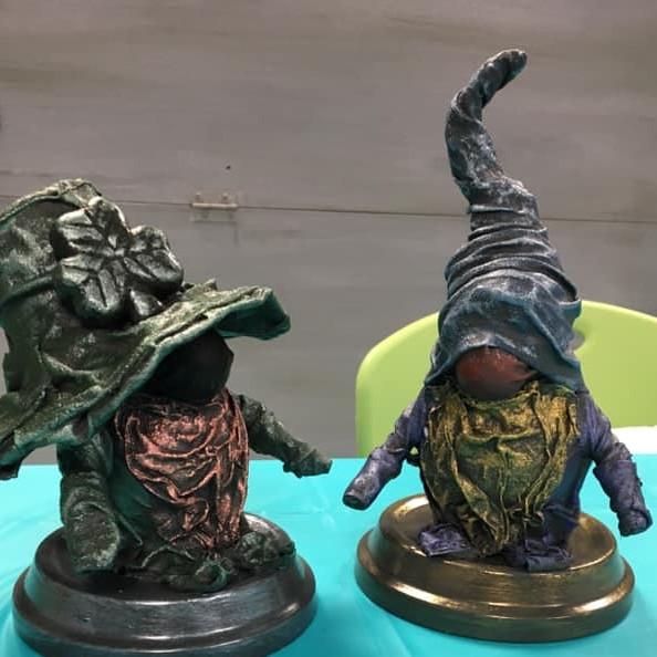 Paverpol Gnome Class