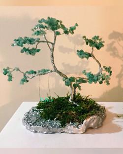 Aventurine Tree - the 1st tree