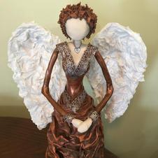 Tree Topper Angel