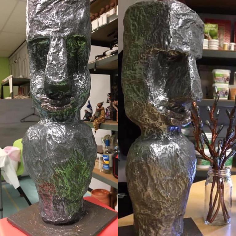 Paverpol Garden Moai Class
