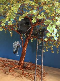 The TreeHouse Tree - Sparkle Peridot