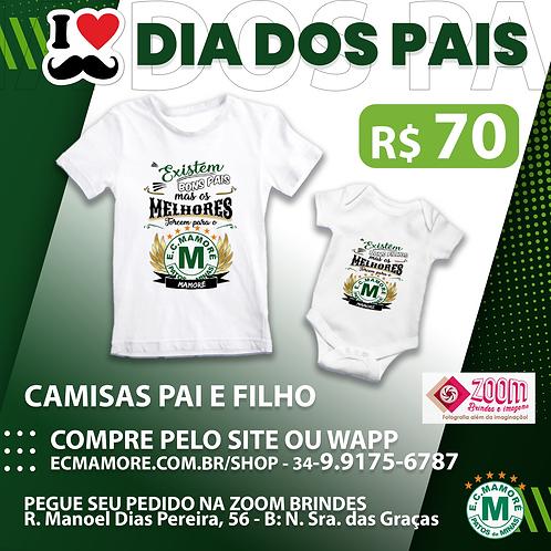 CAMISA PAI E FILHO - MODELO 02