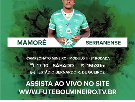 Mamoré x Serranense