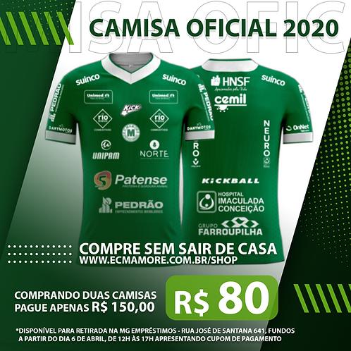 CAMISA OFICIAL 2020 - PROMOÇÃO