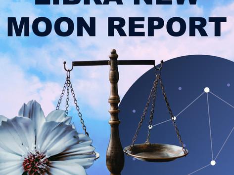 Libra New Moon Report 2021