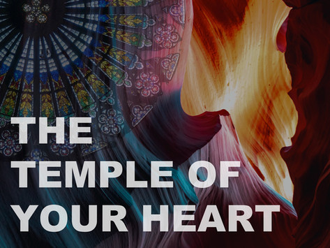 October's Download of the Month: The Temple of Your Heart