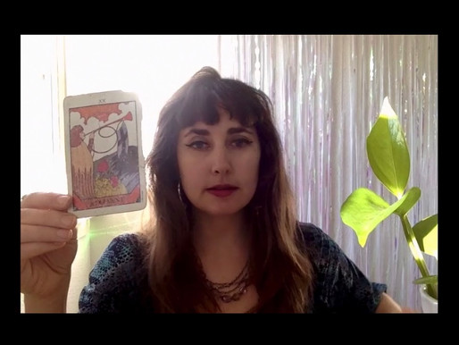 Capricorn New Moon Tarot with Ann