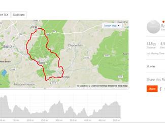 Sunday ride to Trowbridge