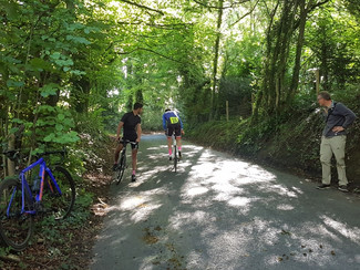 Dursley Hill Climb