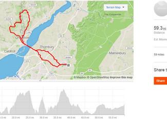 Wye Valley Sunday Ride.