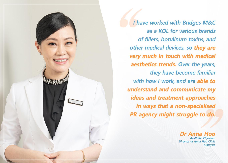 Testimonial Dr Anna Hoo