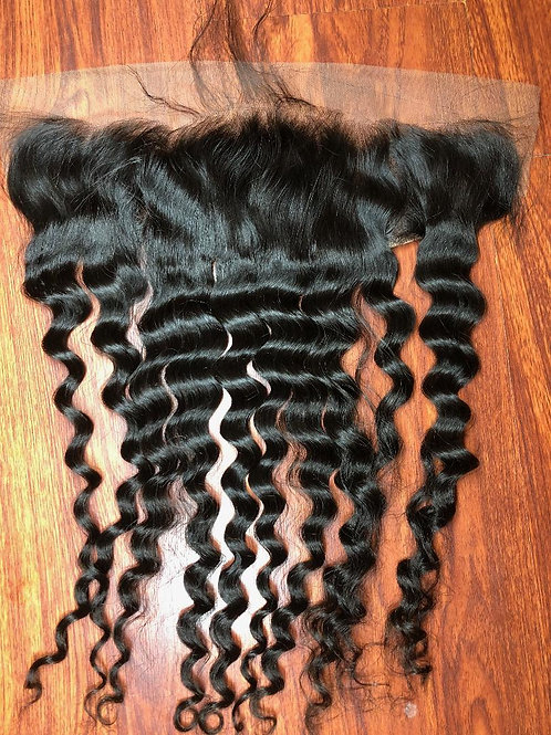 Thin Swiss Lace Frontal