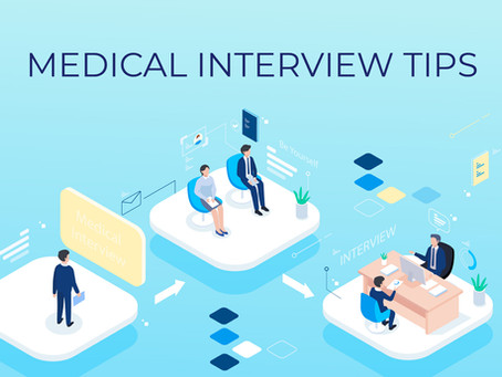 Medical Interview Tips - What to Know About MMIs