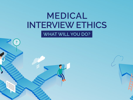 Medical Interview Ethics - What will you do? (Physician Assisted Suicide, Mental Health)
