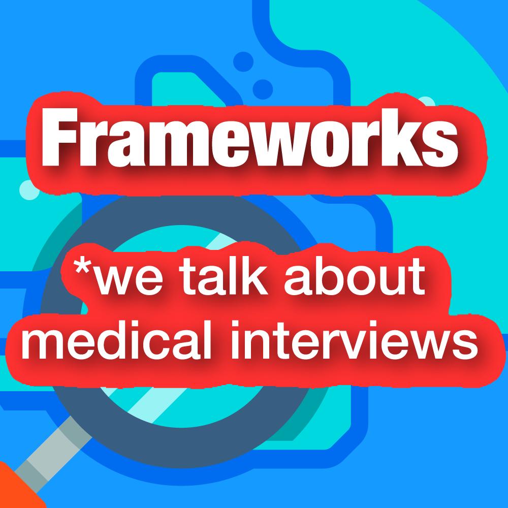 Frameworks Podcast Cover Artwork